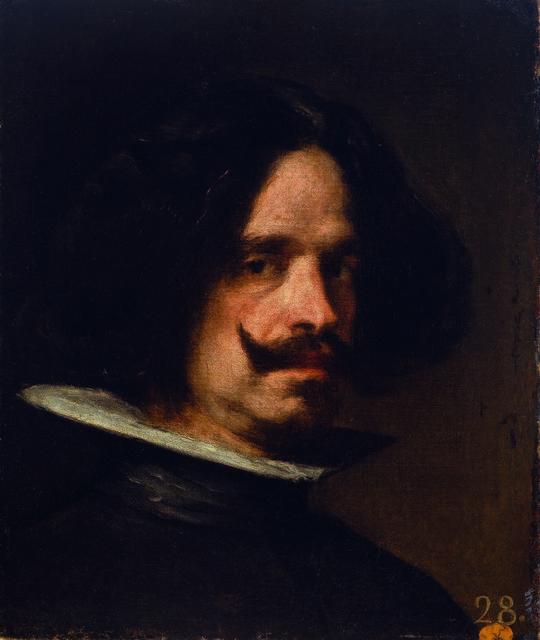 , 'Self-Portrait,' ca. 1650, RMN Grand Palais