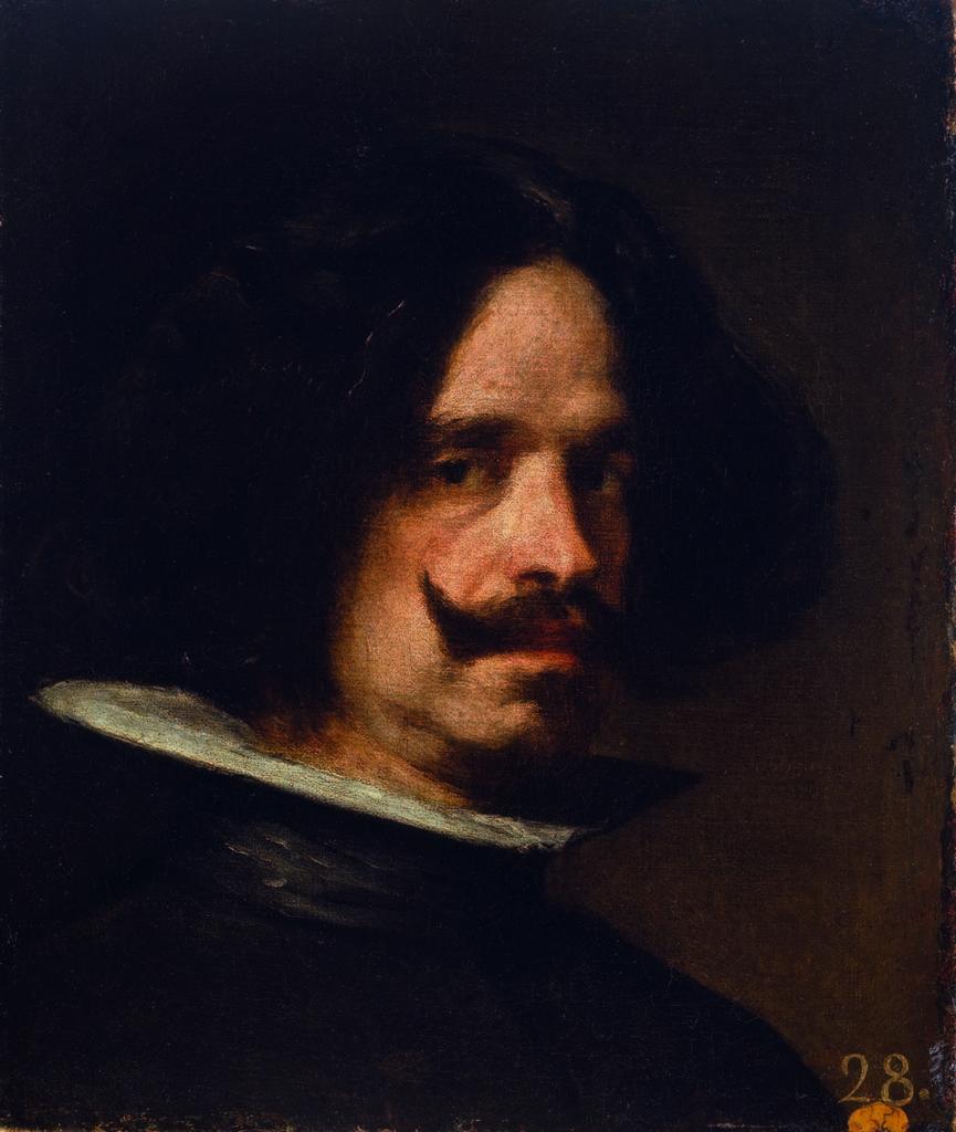 Diego Velázquez, 'Self-Portrait,' ca. 1650, RMN Grand Palais