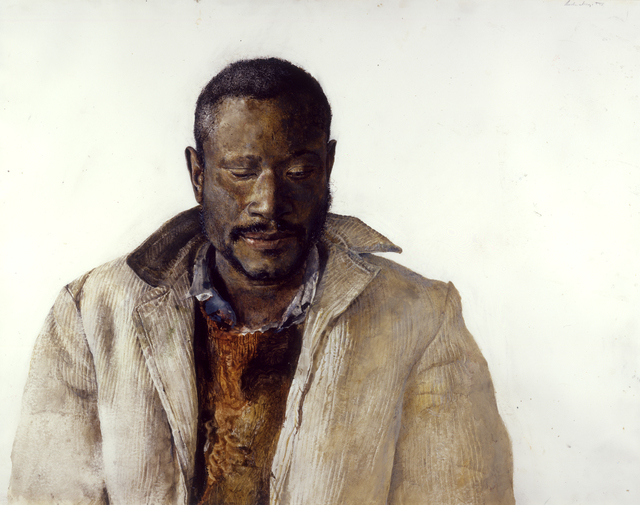 , 'The Drifter,' 1964, Seattle Art Museum
