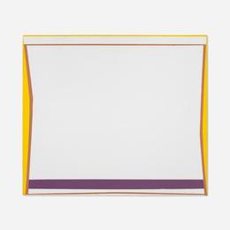 Larry Zox, 'White 7,' 1963, Wright: Art + Design (February 2017)