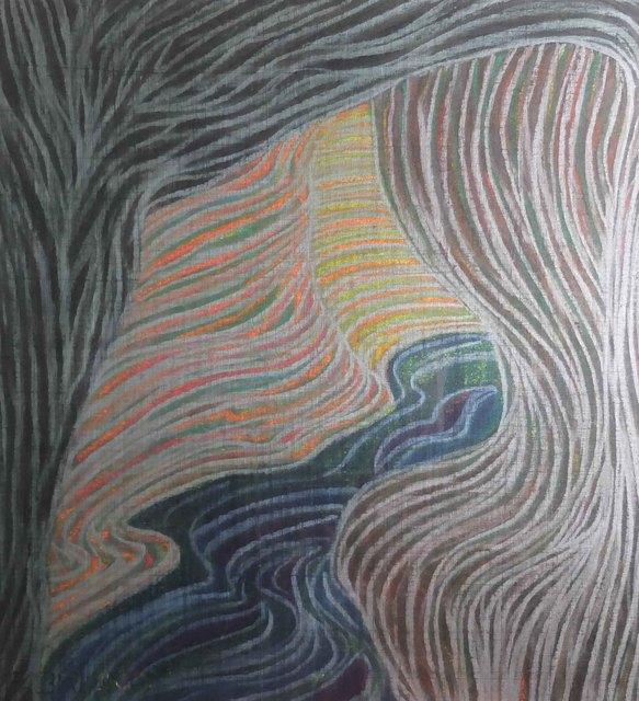 , 'Silent Landscape-21,' 2015, Powen Gallery