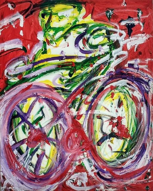 , 'Bikers,' , Inn Gallery