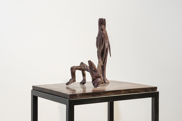 , 'Hommage à Paul Celan,' 1999, Galerie Kornfeld
