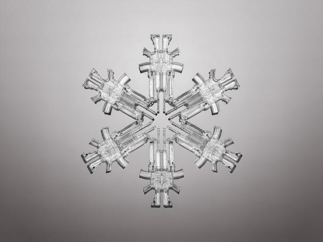, 'Snowflake 3,' 2017, Art+ Shanghai Gallery