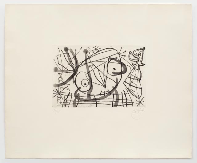 , 'Fissure 1,' 1969, Alan Cristea Gallery