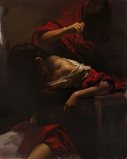 , '再造 Ⅵ Reforge VI,' 2014, Galerie du Monde