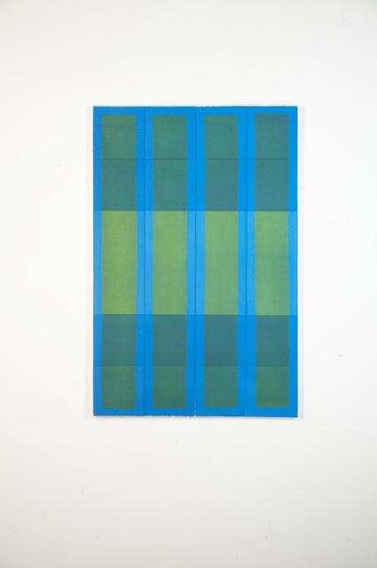 , 'Sans titre,' 2015, Samy Abraham