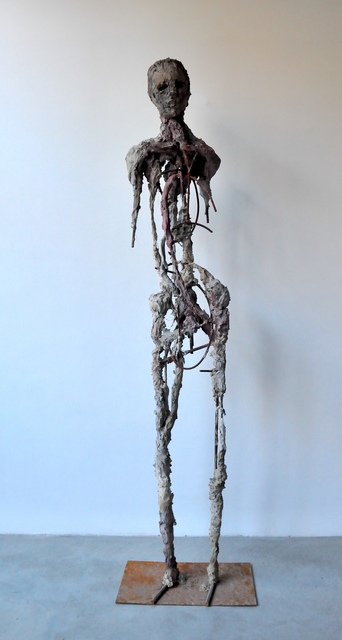 , 'Human Condition #8,' 2018, Mazel Galerie
