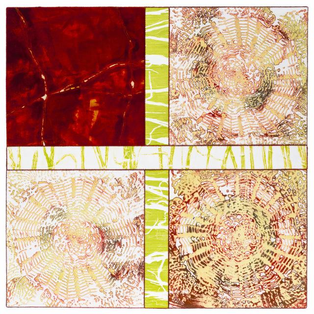Cameron Anne Mason, 'Heartland', 2019, Textile Arts, Textile, Foster/White Gallery