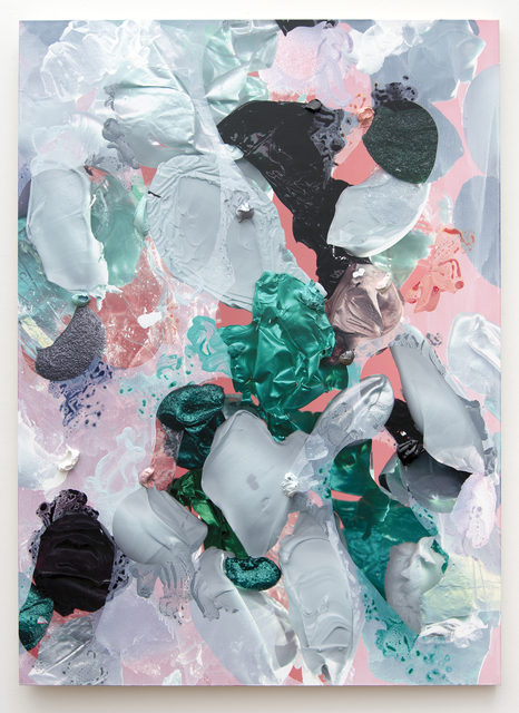 , 'Deep Surfacing NYC #3,' 2017, Luis De Jesus Los Angeles