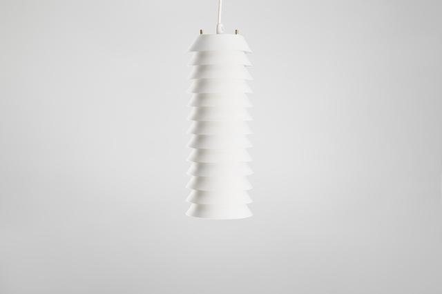 ", 'Ceiling lamp, model ""Maija Mehiläinen"",' 1955, Side Gallery"