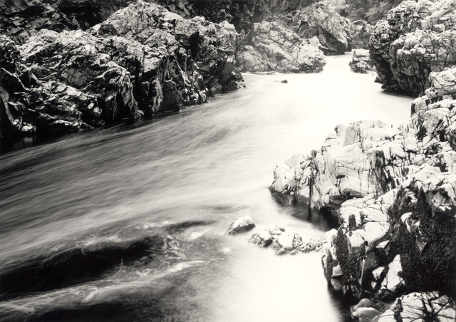 , 'Lost on the River Findhorn,Somewhere on the Findhorn Gorge,Morayshire, Scotland,' 1997 / 2014, Ingleby Gallery