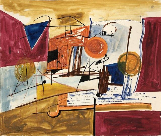 , 'Untitled,' 1954-1961, Each Modern