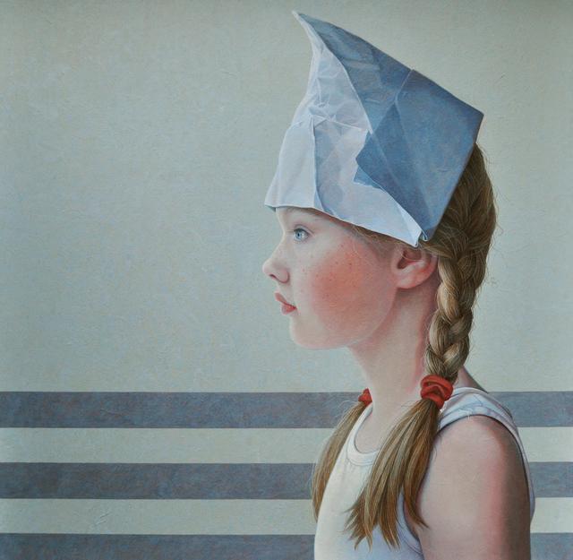 , 'Hoedje Van Papier (Paper Hat),' , RJD Gallery