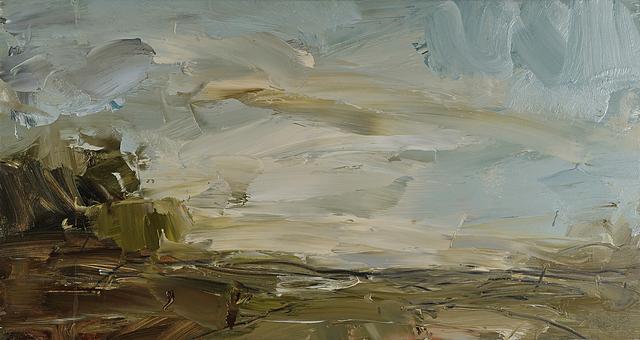, 'Pearly light at Carn Brea,' 2019, Cadogan Contemporary