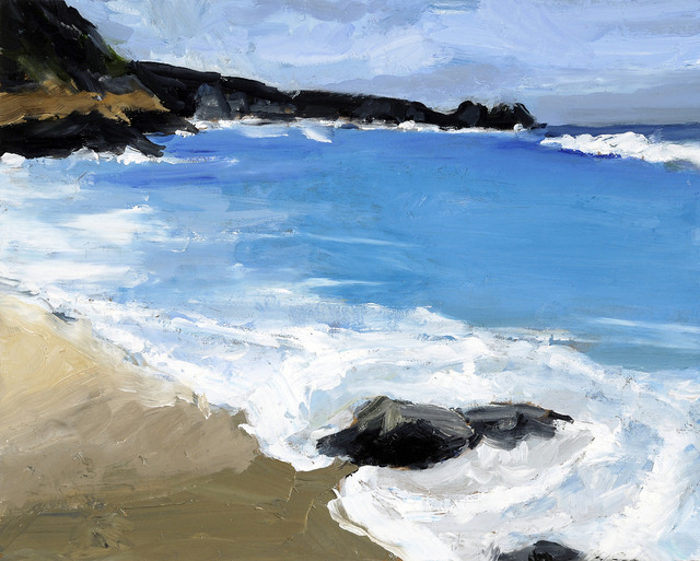 , 'Porthcurno,' , Wallace Galleries