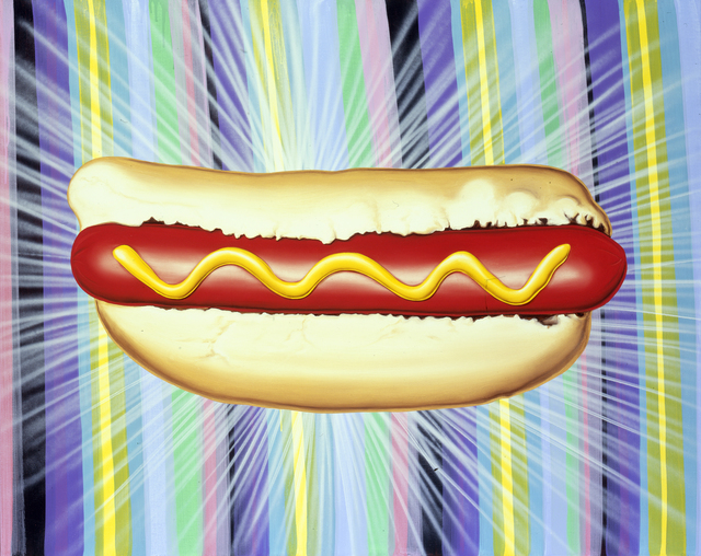 , 'The All New Hot Dog!,' 2008, David Klein Gallery