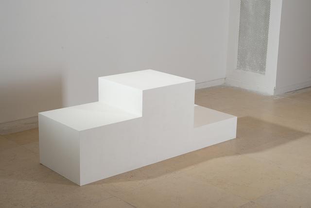, 's/t (Pedestal),' 2014, Nogueras Blanchard