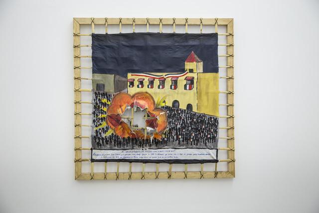 , 'Estén atentos,' 2017, Galeria Enrique Guerrero