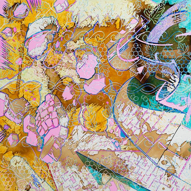 Barbara Strasen, 'Patterns Blast', 2011, Ethos Contemporary Art