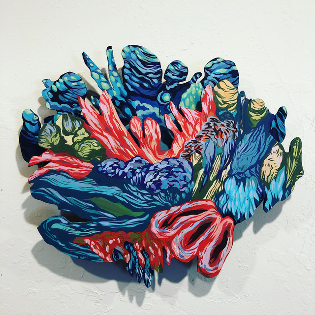 , 'Mastoid Garden,' 2016-2019, Gallery 30 South