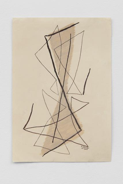 , 'Misura e Poesia,' 1950, Richard Saltoun