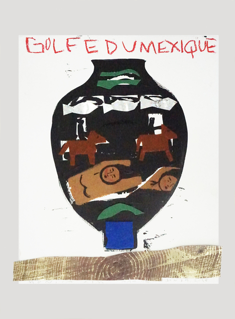 , 'Golfe du Mexique,' 2018, V1 Gallery
