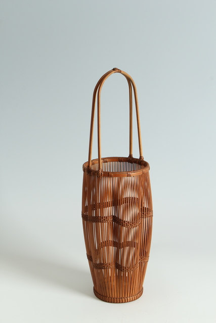 , 'Ikebana Flower Basket (T-3973),' Showa era (1926-89) 1980s, Erik Thomsen