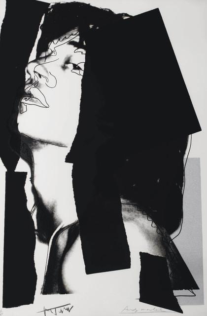 Andy Warhol, 'Mick Jagger II.144', 1975, OSME Fine Art