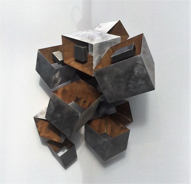 , 'Elément Noir,' 2017, Galerie Olivier Waltman | Waltman Ortega Fine Art