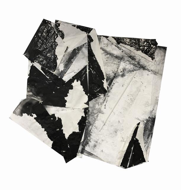 , 'Cluster No.3 合体3号 ,' 2017, Ink Studio