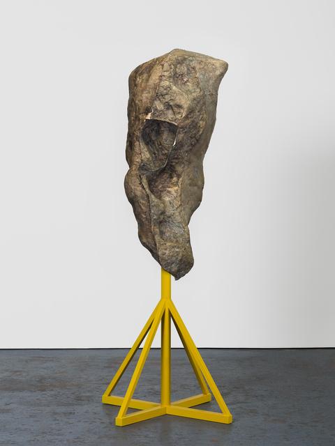 , 'OCO (hollow within a statue),' 2016, Galerie Jocelyn Wolff