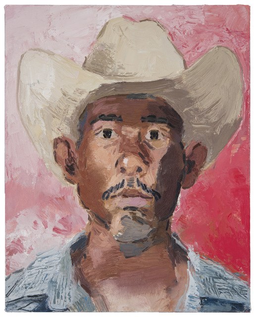 , 'Francisco,' 2015, Miles McEnery Gallery