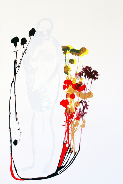 , 'the root of the flower we do not know (mudzi weruva ratisingazive),' 2014, Tiwani Contemporary