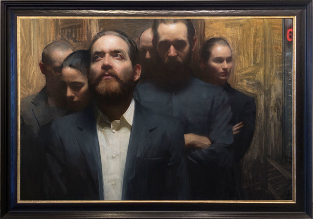 , 'Elevator,' 2017, ARCADIA CONTEMPORARY