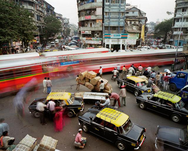 , 'Bapu Khote Street, Bhuleshwar, Mumbai, India,' 2007, Anastasia Photo