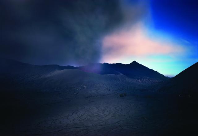 , 'Mount Bromo at Night,' 2012, David Richard Gallery