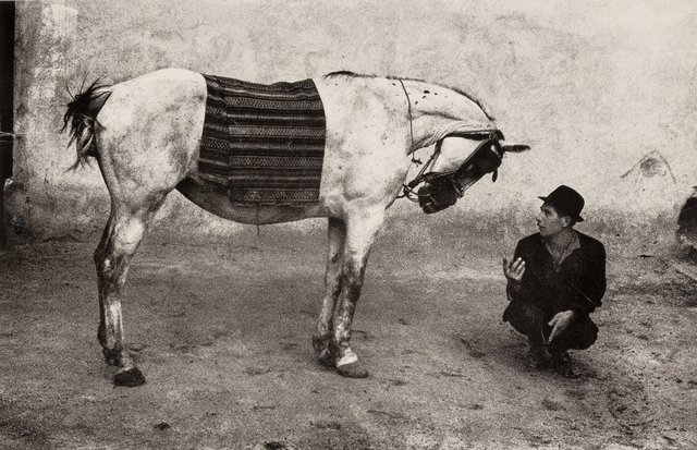 Josef Koudelka, 'Romania (Gypsy with Horse)', 1968, Heritage Auctions