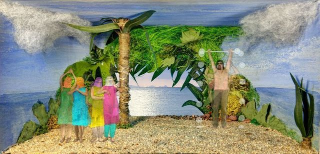 , 'Beach,' 2013, Marina Gisich Gallery