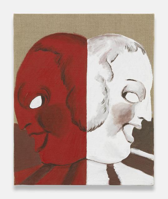 , 'Janus,' 2011, Tanya Leighton