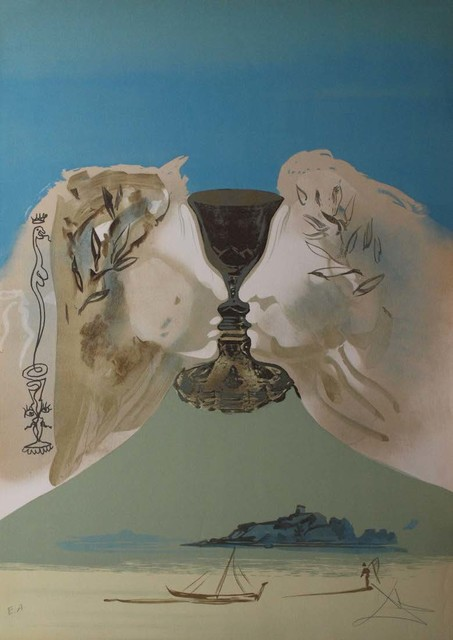 Salvador Dalí, 'The Chalice of Love', 1976, Fine Art Acquisitions