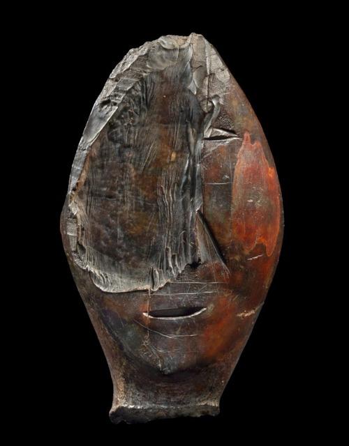 , 'Effigy,' 300 B.C. -100 A.D., Galerie Meyer Oceanic Art