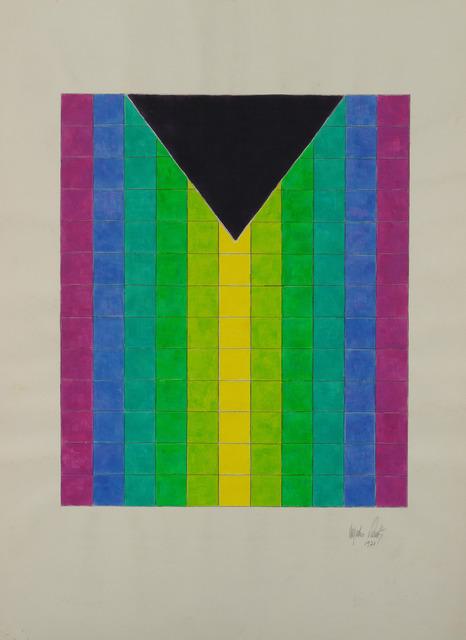 , 'Poncho,' 1971, Henrique Faria Fine Art