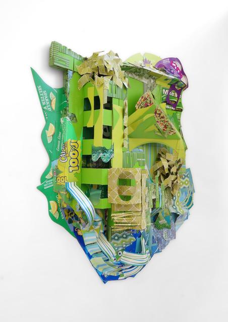 , '100 %,' 2015, Pavel Zoubok Fine Art