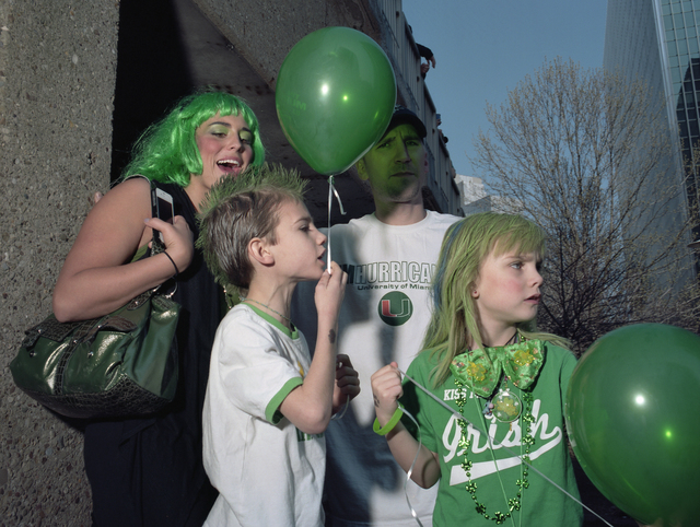 , 'St. Patrick's Day,' 2012, Cristea Roberts Gallery