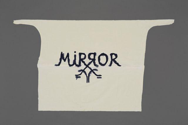 , 'Mirror,' 2015, Galerie Jérôme Poggi