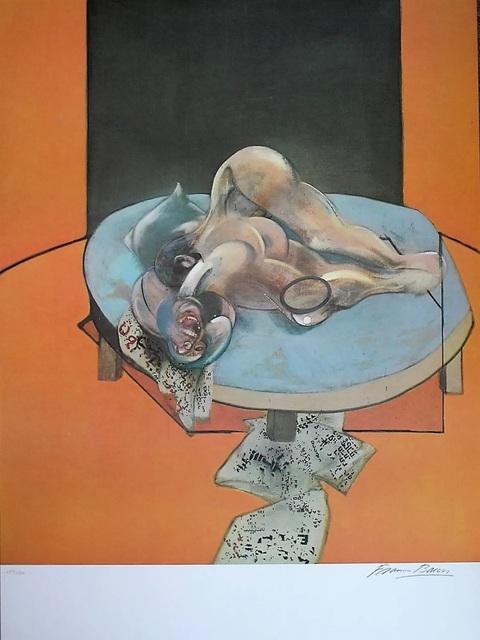 , 'Study for the Human Body,' 1980, Gormleys Fine Art