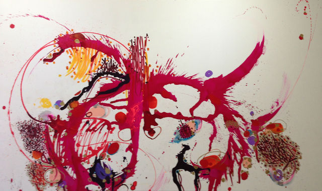 , 'Plexus,' 2013, Catherine Ahnell Gallery