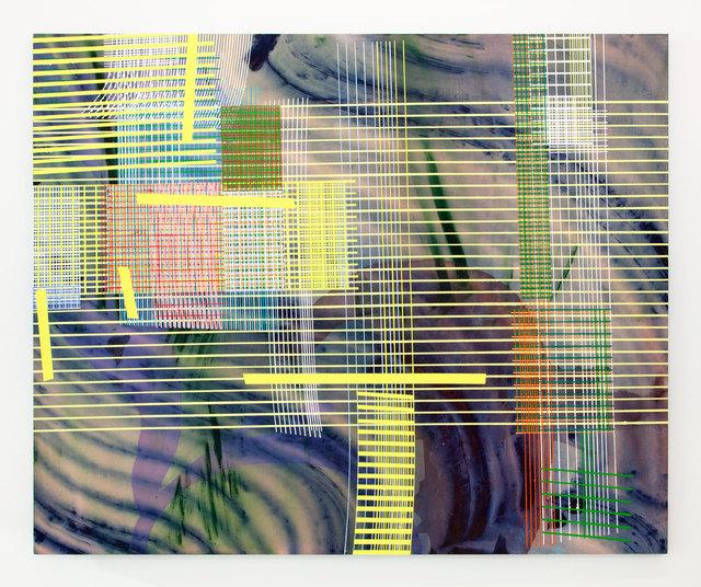 , 'Impermanence — A Flowering Stalk Grows,' 2015, Blum & Poe