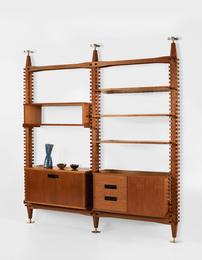 "Ico Parisi, '""Lerici"" Shelving Unit,' 1958, Sotheby's: Important Design"